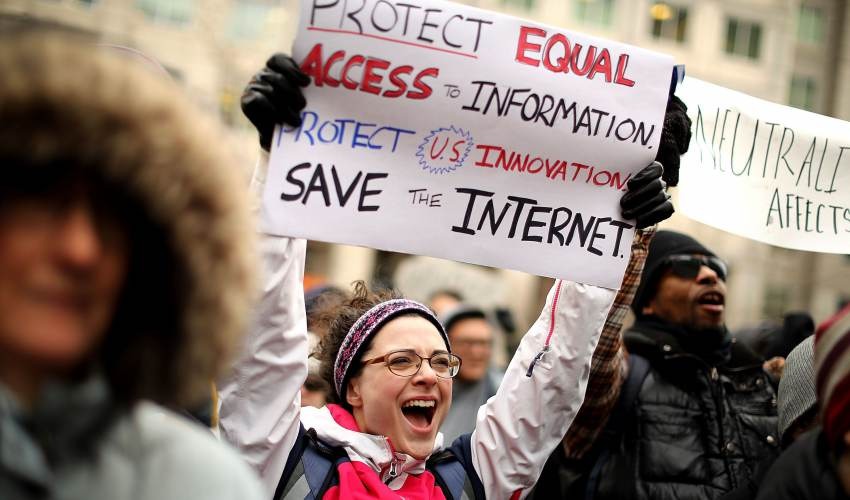 Net neutrality repeal prompts Calif., other… - news of today
