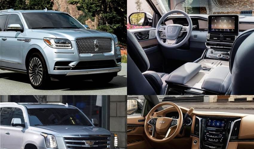 Navigator, Escalade crushing competitors in… - news of today