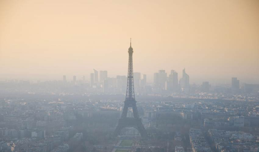 Eight places where air pollution can ruin your trip - news of today