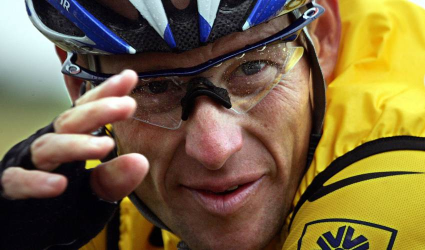 How Lance Armstrong escaped a $100 million lawsuit - news of today