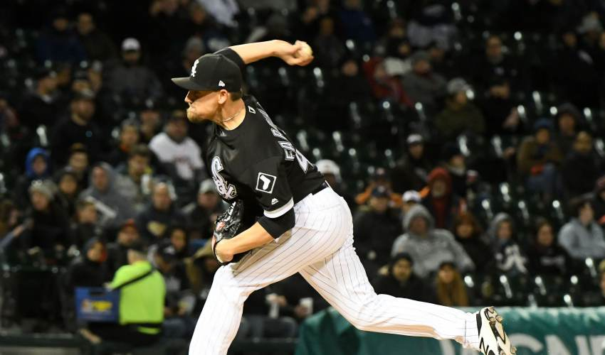 White Sox pitcher Danny Farquhar in critical… - news of today