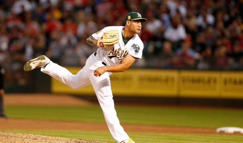 Athletics' Sean Manaea throws no-hitter against… - news of today